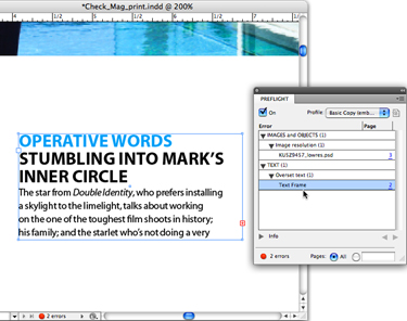 Thumbnail for Review of CS4: InDesign