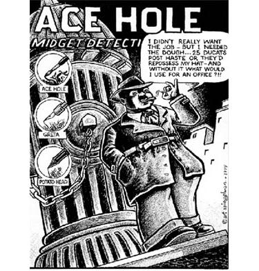Thumbnail for Art Spiegelman, Part 2