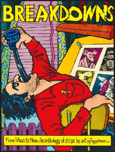 Thumbnail for Art Spiegelman, Part 4