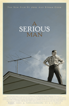 A Serious Man by the Coen Brothers