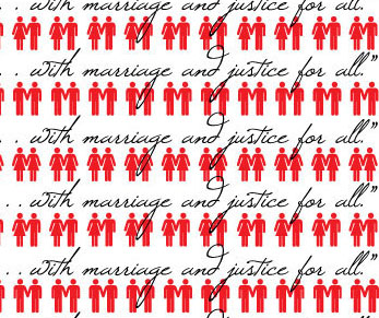 With Marriage and Justice for All