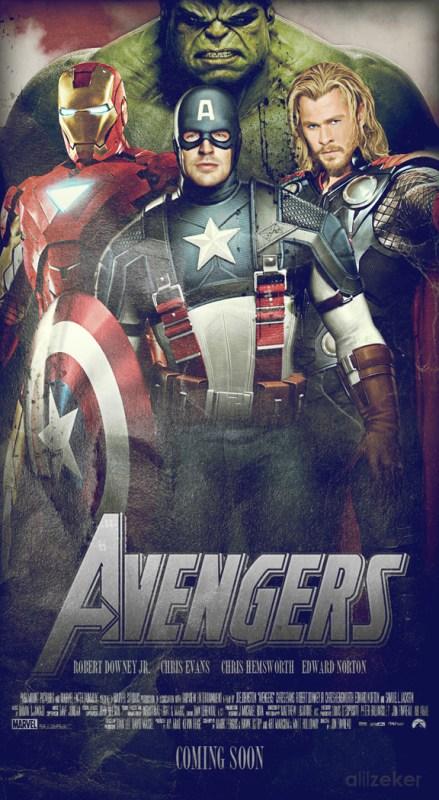 Thumbnail for Avengers Assembled