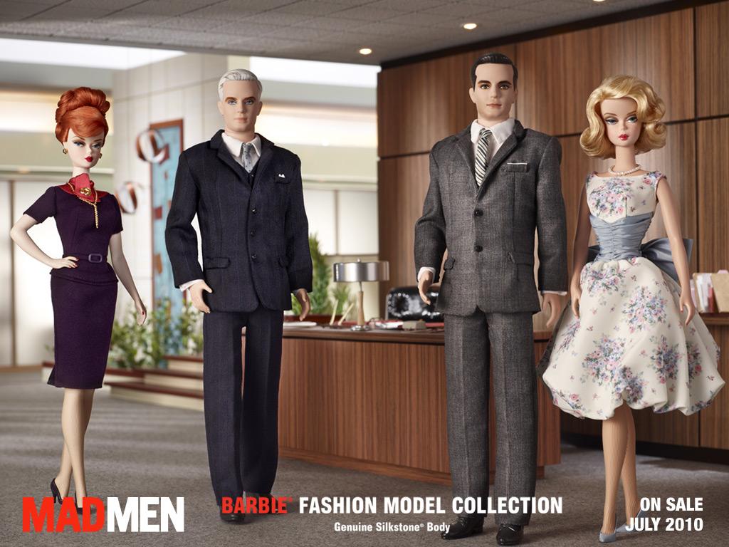 Thumbnail for Saturday Extra: Barbie, Ken, Sterling, Cooper, Draper
