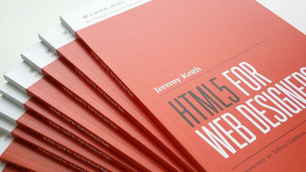 Thumbnail for Today's Obsession: HTML5 for Web Designers