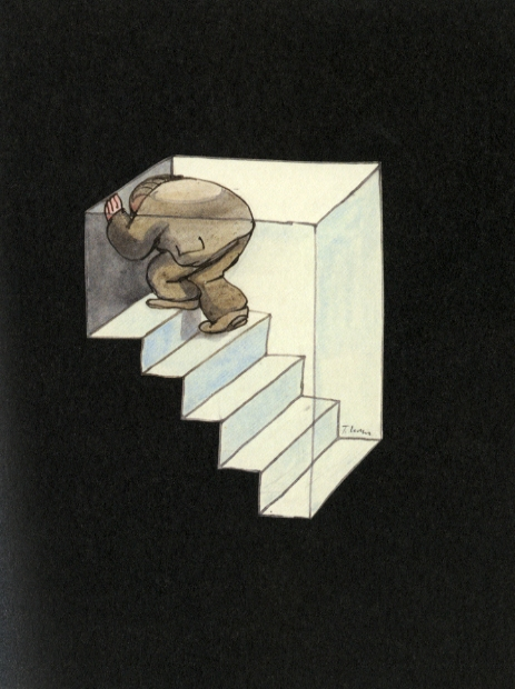 ungerer - stairs