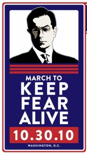 March to keep fear alive
