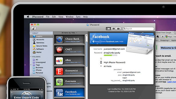 Thumbnail for Today's Obsession: 1Password
