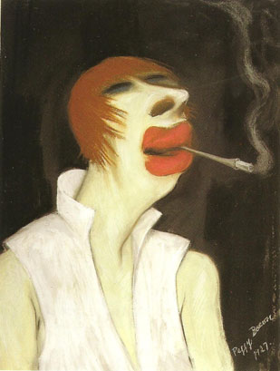 Thumbnail for Portraits in Acid: The Caricatures of Peggy Bacon