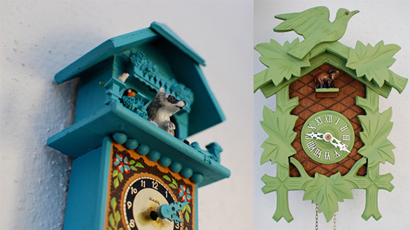 Thumbnail for Today's Obsession: Tereasa's Clocks