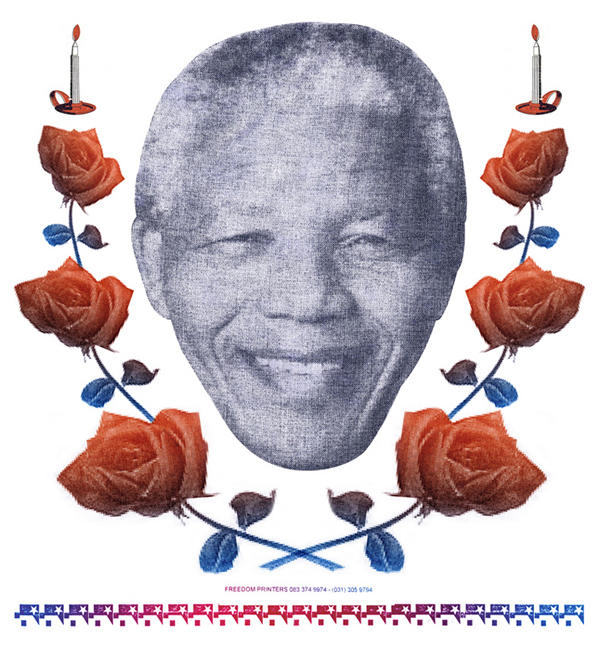 Thumbnail for Mandela Mandalas (and Other Garth Walker Artifacts from South Africa)