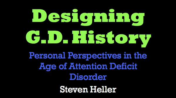 Thumbnail for Designing Design History, The Movie