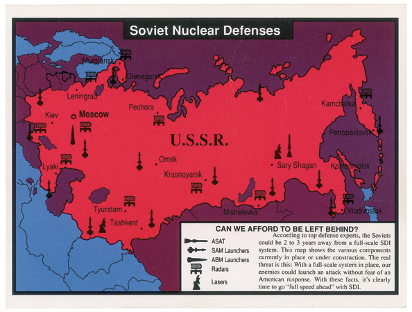 Soviet Nuclear Defenses