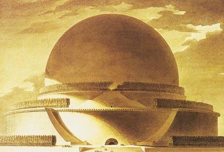 Thumbnail for Etienne Louis Boullée – Architect of Big