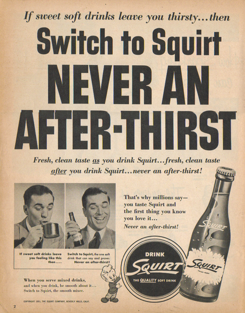 Squirt Ad