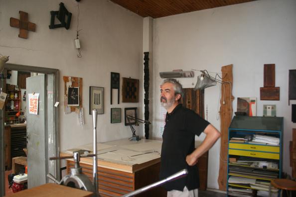 Thumbnail for Un Buon Tempo at Il Buon Tempo: A Visit to Lucio Passerini in Milano
