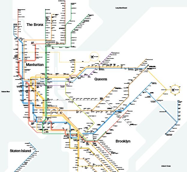 Thumbnail for Diagram vs. Map