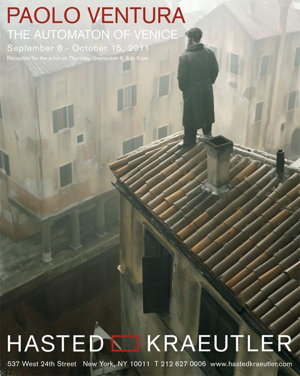 Thumbnail for Paolo Ventura's Venezia