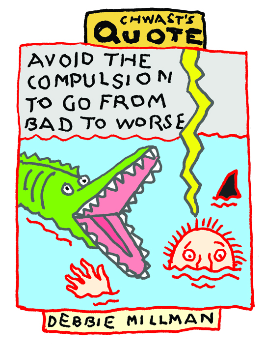 Thumbnail for Words of Wisdom – No. 7