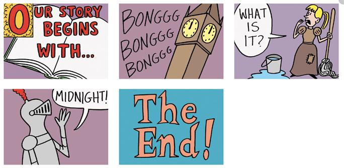 Thumbnail for Comics Mash Up