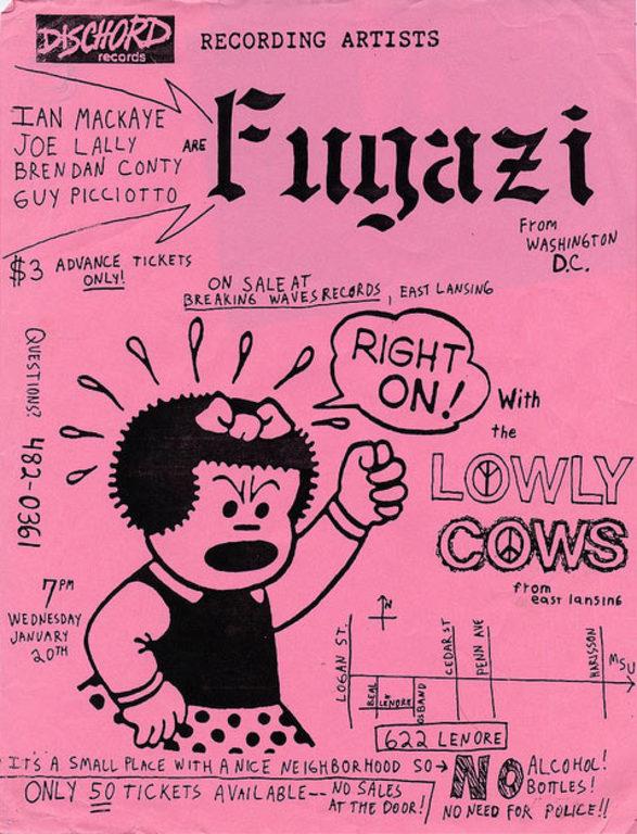 Thumbnail for Fugazi Archive