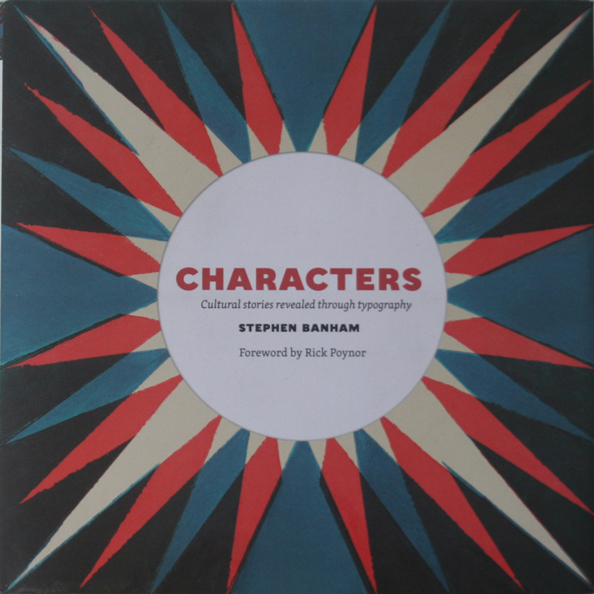 Thumbnail for Book Review: Characters by Stephen Banham