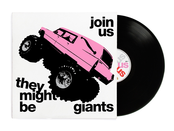 Thumbnail for They Might Be Giants + Paul Sahre