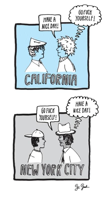 Thumbnail for New York vs. California
