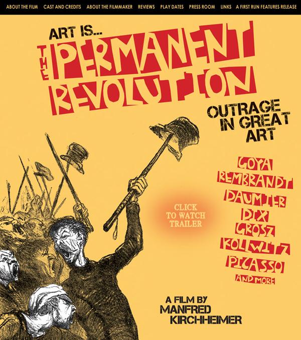 Thumbnail for Revolutionary Art