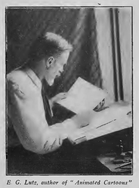 """E.G.Lutz from """"Motion Picture News"""" October 2, 1920"""