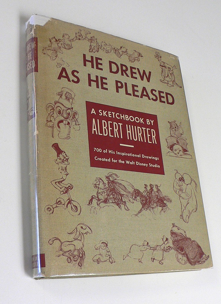 Thumbnail for As Albert Hurter Drew, He Pleased The Disney Artists Around Him