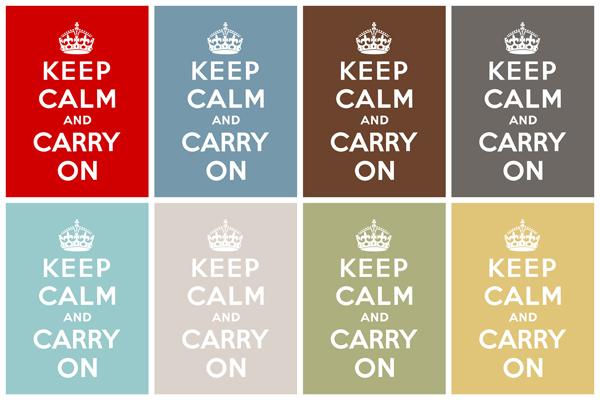 Thumbnail for Keep Calm, Already, Damn It!!!
