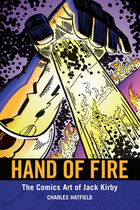 Kirby, hand of fire