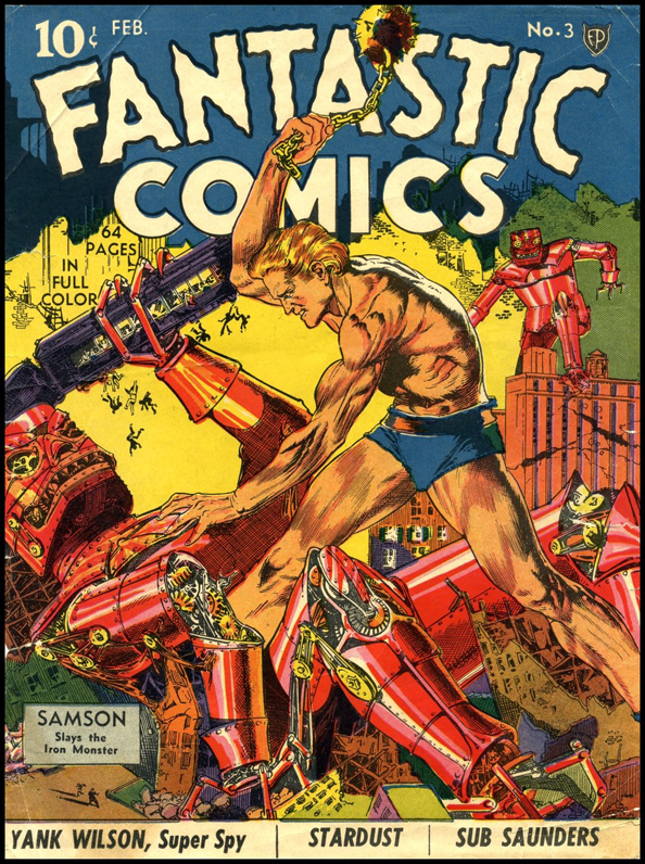 Thumbnail for The Advertising Power of Comic Book Artists