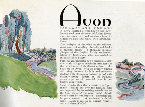 Thumbnail for Packaging the Brand: Avon Calling