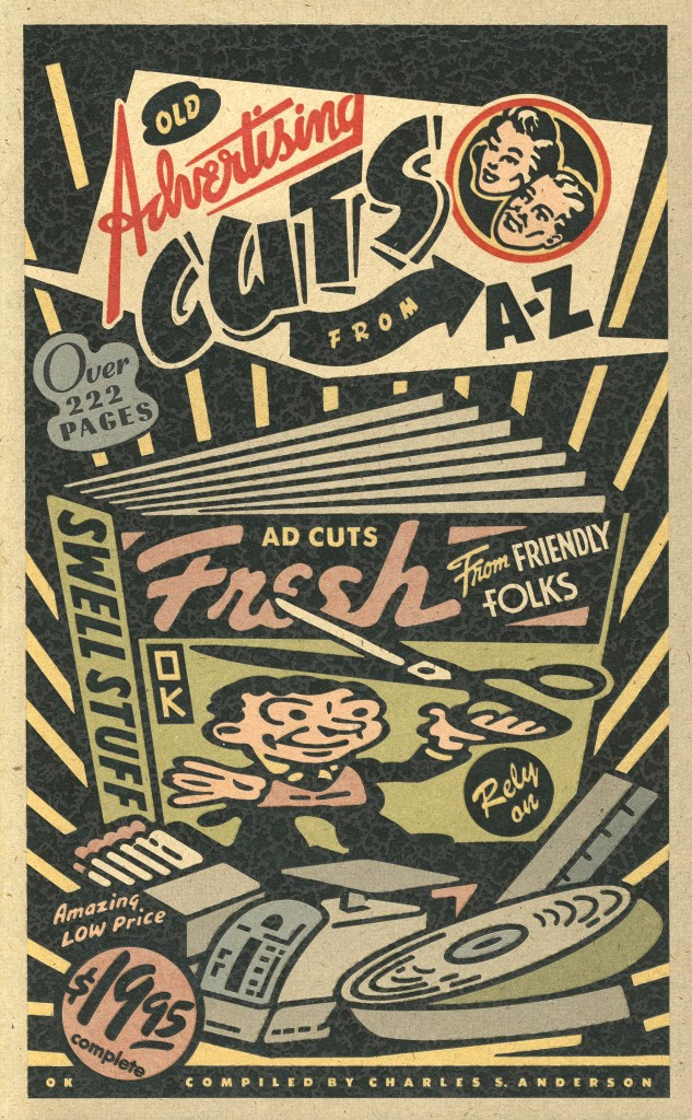 """1989 CSA """"Advertising Cuts"""" cover"""