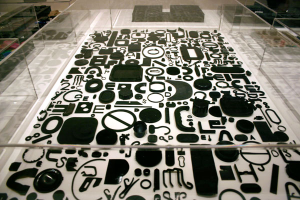 Thumbnail for Letter Man: Paul Elliman's Found Fount Comes to MoMA