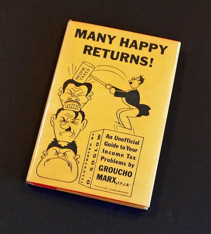 Thumbnail for Many Happy (Tax) Returns: A Marxist Doctrine