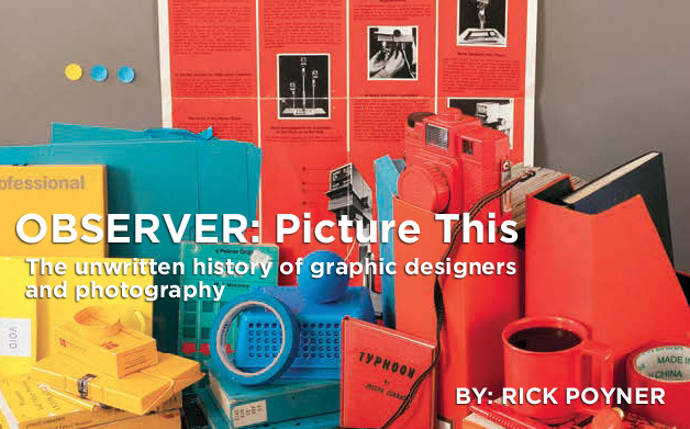 Thumbnail for Rick Poynor's Observer: Picture This