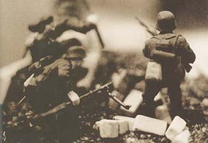 Thumbnail for World War II in Believable Miniature: The Work of Levinthal & Trudeau