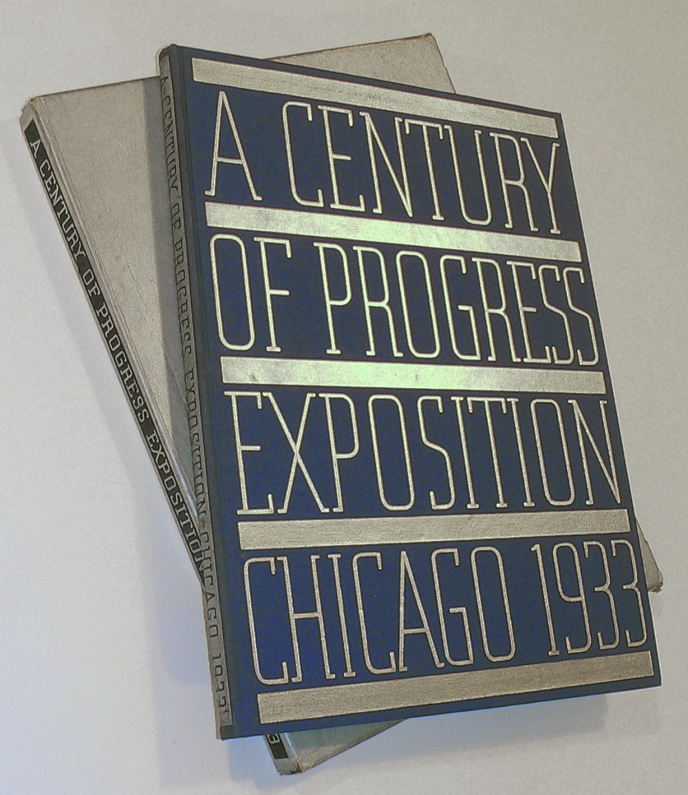 A large format (10″X14″) slipcased book of photographs published by the Reuben H. Donnelley Corp.