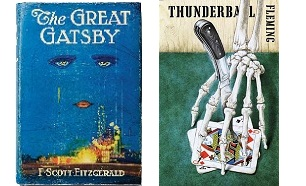 Thumbnail for Greatest Book Covers: Gatsby and Bond
