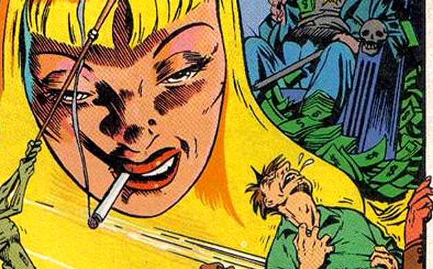 Thumbnail for Cover Your Eyes: the Graphic Horrors of 1950s Comics