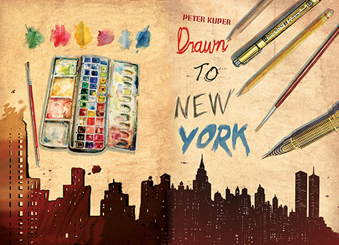 DRAWN TO NY MOCCAart copy