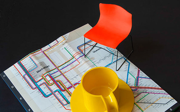 Thumbnail for Image of the Day, 10/10/2013: Vignelli doc poster