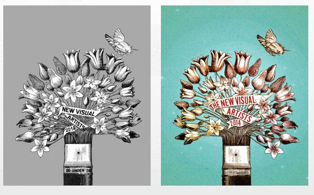 Thumbnail for Leigh Guldig on her Cover Illustration for Print