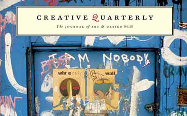 Thumbnail for 05/06/2014: Creative Quarterly journals