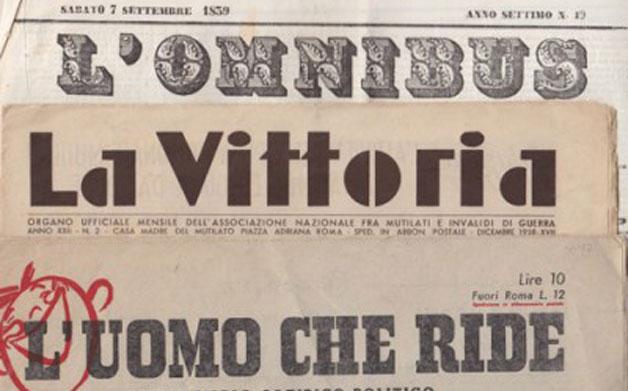 Thumbnail for Three Italian Nameplates