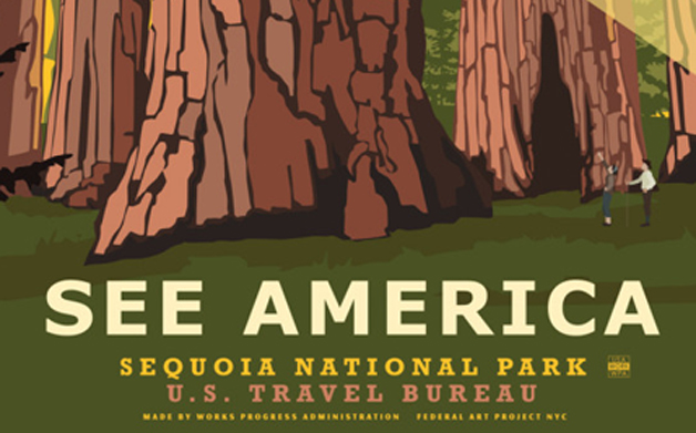 Thumbnail for 06/10/2014: See America posters