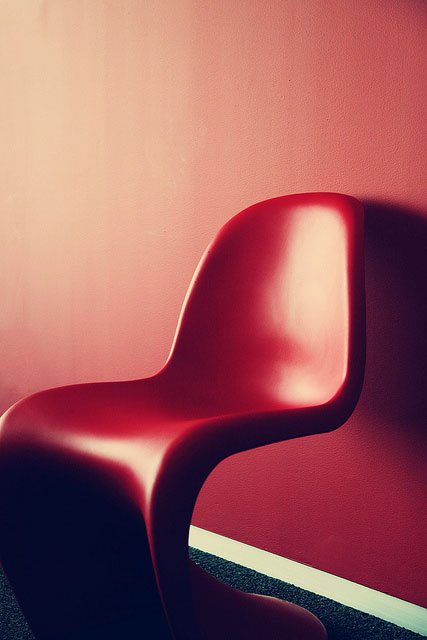 My Little Red Chair by Vinoth Chandar on Flickr: http://bit.ly/1na64kC