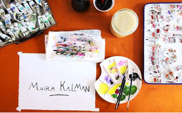 Thumbnail for Portraits in Creativity: Maira Kalman